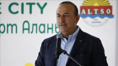 ترکی کورونا کیخلاف کامیاب جدوجہد کرنے والے ممالک میں شامل ہے۔ وزیر خارجہ میولود چائوش اولو