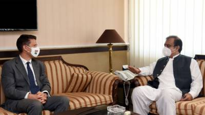 پاکستان کورونا وائرس سے نمٹنے کیلئے برطانوی حکومت کی کوششوں کو سراہتا ہے
