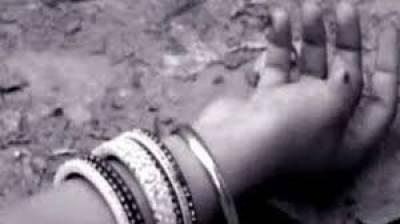 محبت میں ناکامی پرٹرک ڈرائیورنے شادی شدہ خاتون کو قتل کرکے خودکشی کرلی