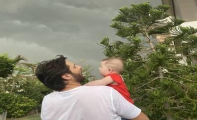 دعا ہے بارشیں سب کیلئے باعثِ رحمت ہوں : شاہد آفریدی