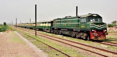 ٹرینوں کی آمدورفت میں تاخیر، مسافروں کو مشکلات کا سامنا