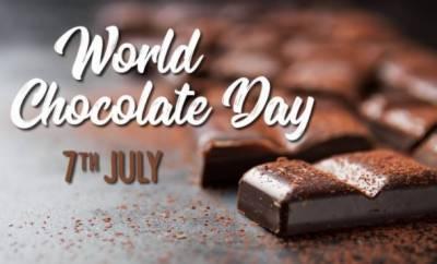چاکلیٹ کا آج عالمی دن منایا جا رہا ہے