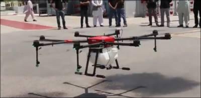 پاکستانی انجینئرز کا ایک اور کارنامہ، کسانوں کے لیے جدید ڈرون تیار