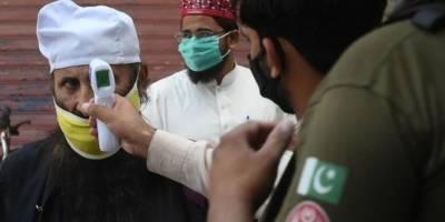 کرونا وائرس: مزید 83 افراد جاں بحق، پاکستان دنیا میں 12ویں نمبر پر آگیا۔