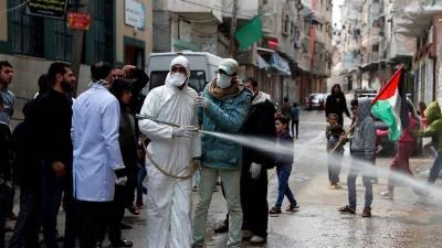 فلسطین میں کورونا سے ہلاکتوں کی تعداد 22 ہوگئی