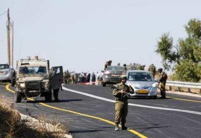 الخلیل میں اسرائیلی فوجی جیپ کی ٹکر 5 سالہ بچی زخمی