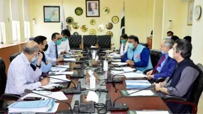 مانیٹرنگ کمیٹی کا ملک میں این 95ماسک کی دستیابی کی صورتحال پر اظہار اطمینان