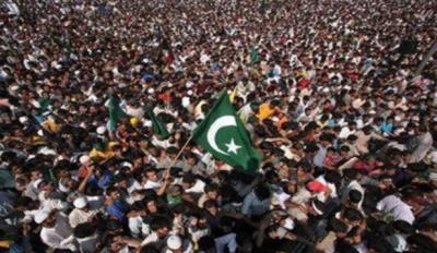 پاکستان آبادی کے لحاظ سے دنیا کا پانچواں بڑا ملک بن گیا