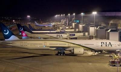 کوروناوباءاور پروازوں کی بندش:پی آئی اے کو 100ارب روپے سے زائد کے نقصان کا خدشہ