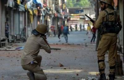 مقبوضہ کشمیر : بھارتی فوج کی ریاستی دہشتگردی کی تازہ کارروائی میں مزید ایک نوجوان شہید