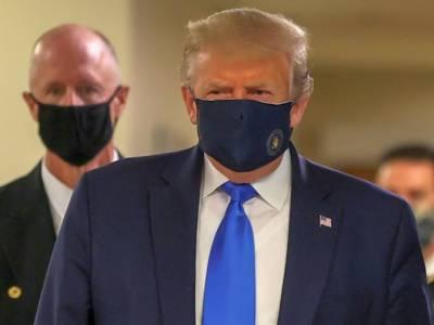 امریکی صدر کے ماسک پہننے پر سوشل میڈیا پر ٹرمپ کے میمز کی بھرمار