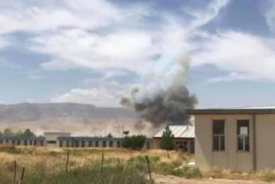 افغانستان، طالبان کے حملہ میں10سکیورٹی اہلکار زخمی