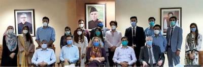 وزارت انسانی حقوق کے وفاقی و صوبائی محکموں میں ینگ ایکسپرٹس پروگرام کا آغاز