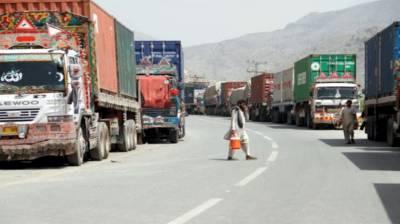 پاکستان کا بدھ سے واہگہ سرحدی گزرگاہ کے ذریعے افغان برآمدات کی بحالی کا فیصلہ