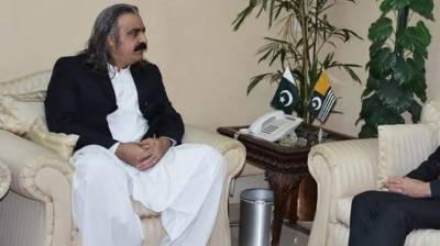 پاکستان کشمیری عوام کو انکی جدوجہد آزادی میں تنہا نہیں چھوڑے گا،گنڈا پور