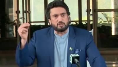 پاکستان نے مقبوضہ کشمیر کے عوام پر بھارتی مظالم کو بے نقاب کیا:شہریار آفریدی