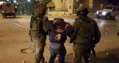 قابض صہیونی فوجیوں کےفلسطینیوں کے گھروں پر چھاپے، متعددفلسطینی گرفتار