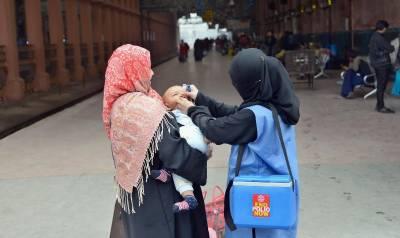 کراچی: انسداد پولیو مہم 20 جولائی سے شروع ہو گی