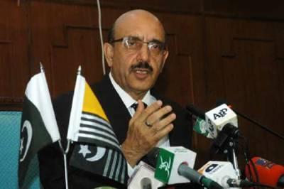 بھارت مقبوضہ کشمیر میں غیر کشمیریوں کو آباد کرنے لیے سازشیں کر رہا ہے۔ مسعود خان