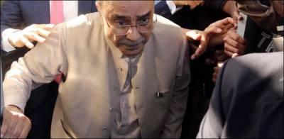 سابق صدر آصف زرداری کی مشکلات میں اضافہ