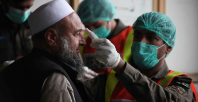 ملک میں کورونا وائرس سے مزید ایک ہزار 773 متاثر، اموات 5 ہزار 357 ہوگئیں