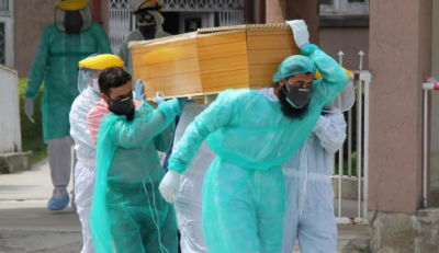 ملک میں کورونا مریضوں کی تعداد 2 لاکھ 55 ہزار سے زائد، مزید 65 جاں بحق