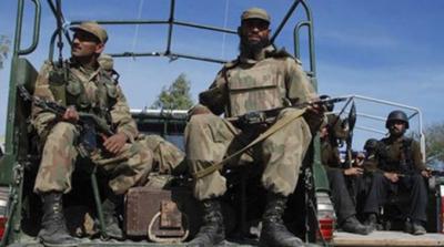پنجگور : دہشتگردوں کی سیکیورٹی فورسز پر فائرنگ، 3 اہلکار شہید ,8 زخمی