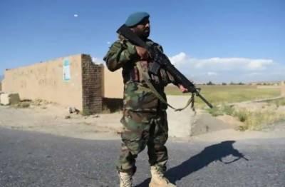 افغانستان:جھڑپوں اور فضائی حملوں میں 2 فو جی اور 11 طالبان ہلاک، متعدد افراد زخمی