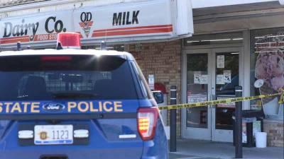 ماسک نہ پہننے پر بحث، چاقو سے حملہ کرنے والے کو پولیس نے گولی مار دی
