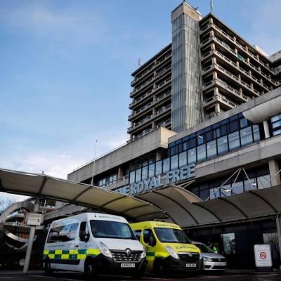 کورونا وائرس کے بعد انگلینڈ کے ہسپتالوں میں ہارٹ اٹیک کے مریضوں کی تعداد کم