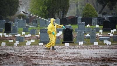 دنیا بھر میں کورونا وائرس سے ہلاکتیں 5 لاکھ 86 ہزار 885 ہو گئیں،کیسز 13696738 ہو گئے