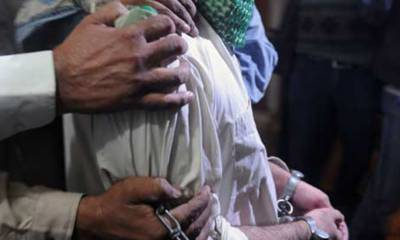 غیرت کے نام پر قتل کرنےوالے4ملزم گرفتار، آلہ قتل برآمد