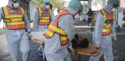 سندھ میں کرونا کے نئے کیسز رپورٹ، آج مزید 34 مریض جاں بحق