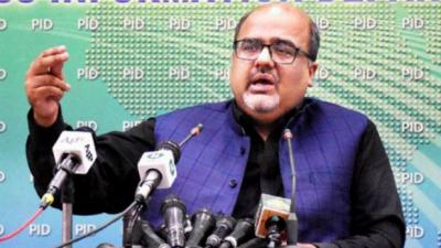 حکومت قانون کے مطابق شوگر ملز کیخلاف کارروائی کریگی: شہزاد اکبر