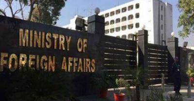 پاکستان سلامتی کونسل کی قراردادوں کیمطابق پابندیوں پر عملدرآمد کر رہا ہے. ترجمان دفترخارجہ