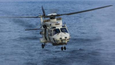 ہالینڈکا فوجی ہیلی کاپٹر کیریبیئن جزیرہ کے قریب گر تباہ ، 2 افراد ہلاک، 2 زخمی