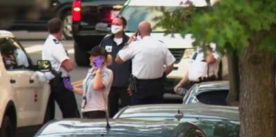 امریکی دارالحکومت میں فائرنگ، ایک شخص ہلاک، 8 زخمی