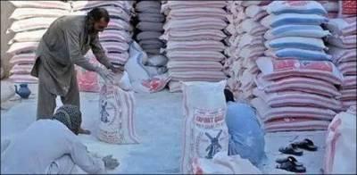 گندم کی اسمگلنگ روکنے کے لیے سندھ کی سرحدیں سیل کرنے کا فیصلہ