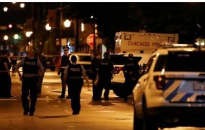 شکاگو میں فائرنگ سے 14افرادزخمی، ٹرمپ کی فوج بھیجنے کی دھمکی