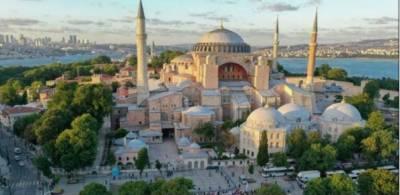 تاریخی دن ، آیا صوفیا مسجد میں 86 سال بعد آج سے باضابطہ باجماعت نماز کا آغاز