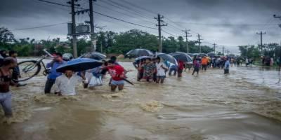 نیپال میں بارشوں اور سیلاب نے تباہی مچادی، 132 افراد ہلاک، 128 سے زائد زخمی