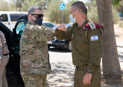 نئی جنگ اسرائیل کے لیے المیہ ثابت ہوگی۔ اسرائیلی آرمی چیف