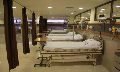 لاہور:کورونا وائرس میں کمی، 7 ہسپتال مریضوں سے خالی ہو گئے