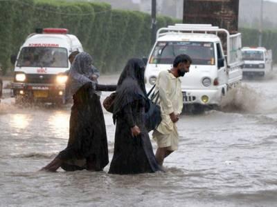 بارش کی پیشگوئی: کراچی میں بلدیاتی اداروں کو مکمل الرٹ رہنے کی ہدایت