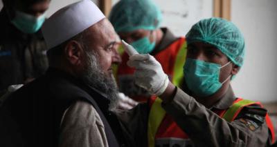 ملک میں کورونا وائرس سے مزید ایک ہزار 196 افراد متاثر، 22 انتقال کر گئے