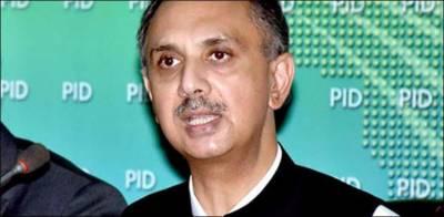 عمران خان کی وجہ سے کار کے 1.6 ارب ڈالر ریورس ہوئے، عمر ایوب