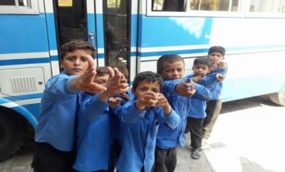 پنجاب حکومت کا احسن اقدام، سپیشل ایجوکیشن اداروں کو 51 بسوں کی فراہمی