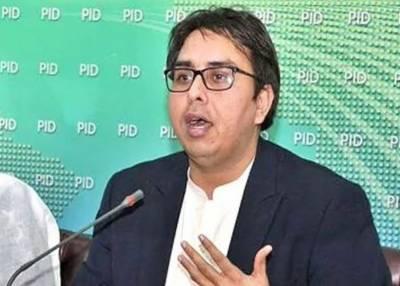 کراچی ڈوب گیا ،مراد علی شاہ کا ایک بیان تک نہیں آیا۔ شہباز گل