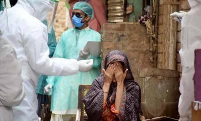 ملک بھر میں کورونا وائرس سے مزید 20افراد جان کی بازی ہار گئے