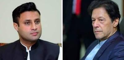 وزیراعظم عمران خان سے زلفی بخاری کی ملاقات